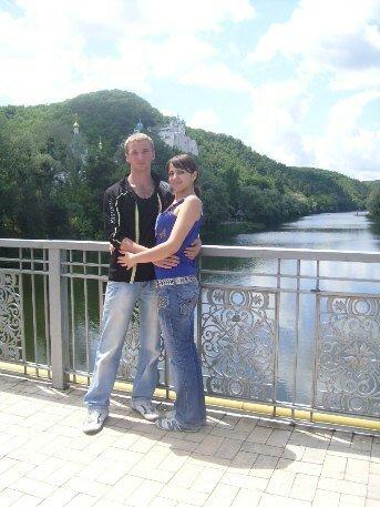 Первая поездка в Святогорск