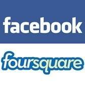 фейсбук foursquare