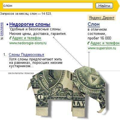 контекстная интернет реклама