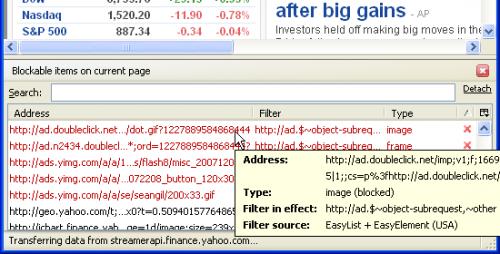 блокируем рекламу в файрфокс с помощью плагинов