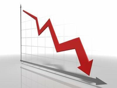 Рубль тянет за собой банки и индекс РТС