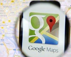Сервис google maps: фотоснимки Земли